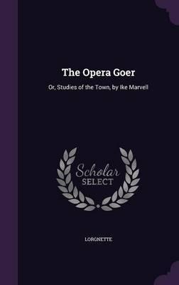 The Opera Goer by Lorgnette image