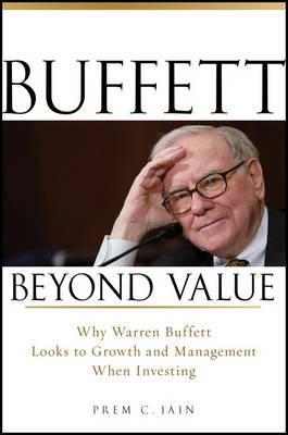 Buffett Beyond Value by Prem C. Jain image