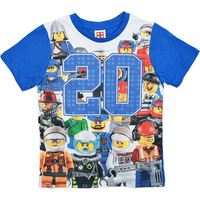 LEGO Minifigure 20 T-Shirt (Size 5)