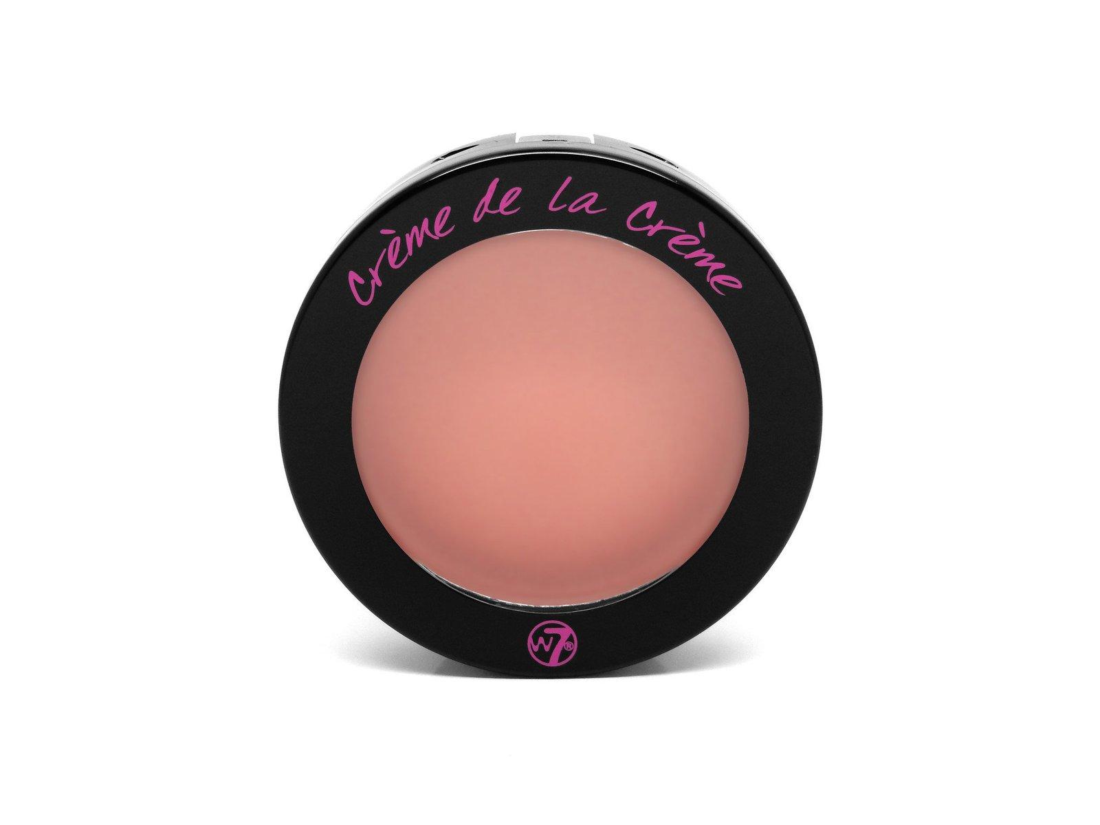 W7 Creme de la Creme Blush (Blush Baby) image