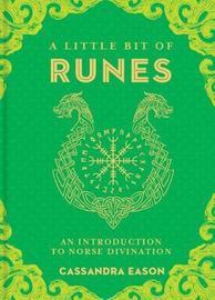 A Little Bit of Runes by Cassandra Eason image