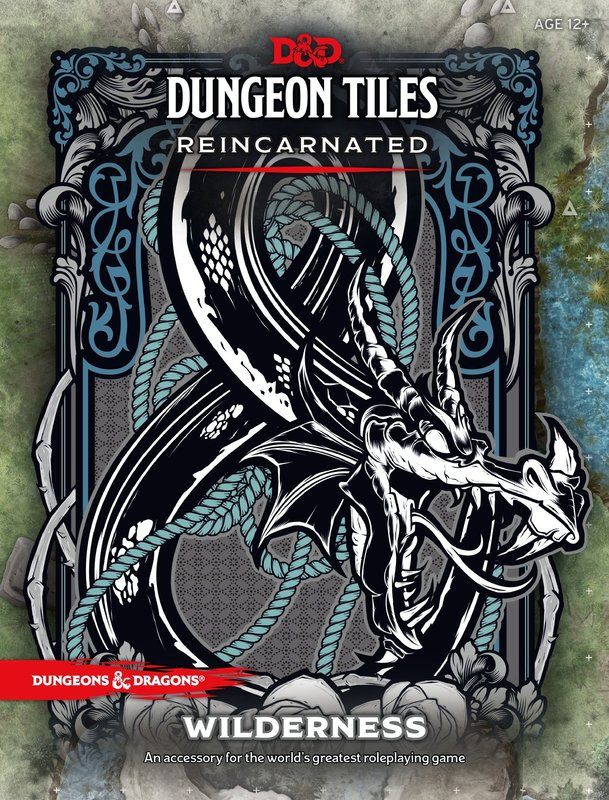 D&D: Dungeon Tiles Reincarnated: Wilderness