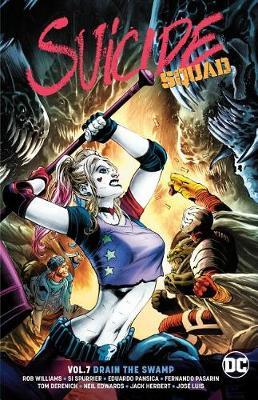 Suicide Squad Volume 7 by R Williams