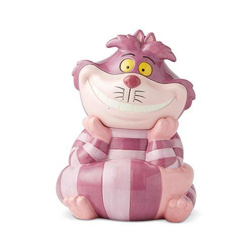 Alice in Wonderland: Cheshire Cat Cookie Jar
