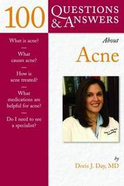 100 Questions & Answers About Acne by Doris J Day image