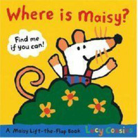 Where Is Maisy? by Lucy Cousins image