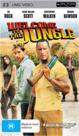 Welcome To The Jungle for PSP