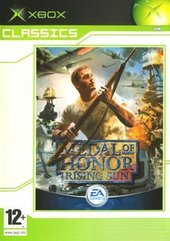 Medal of Honor: Rising Sun Classics for Xbox