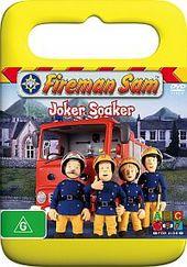 Fireman Sam: Joker Soaker on DVD