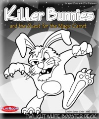 Killer Bunnies - Twilight White Booster Pack
