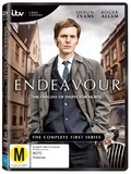 Endeavour - The Complete First Season DVD