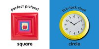 Colours and Shapes: Baby Touch & Feel by DK image