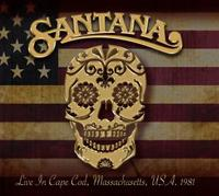 Live In Cape Cod 1981 by Santana