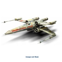 Star Wars: X-Wing Starfighter Hot Wheels Elite Vehicle