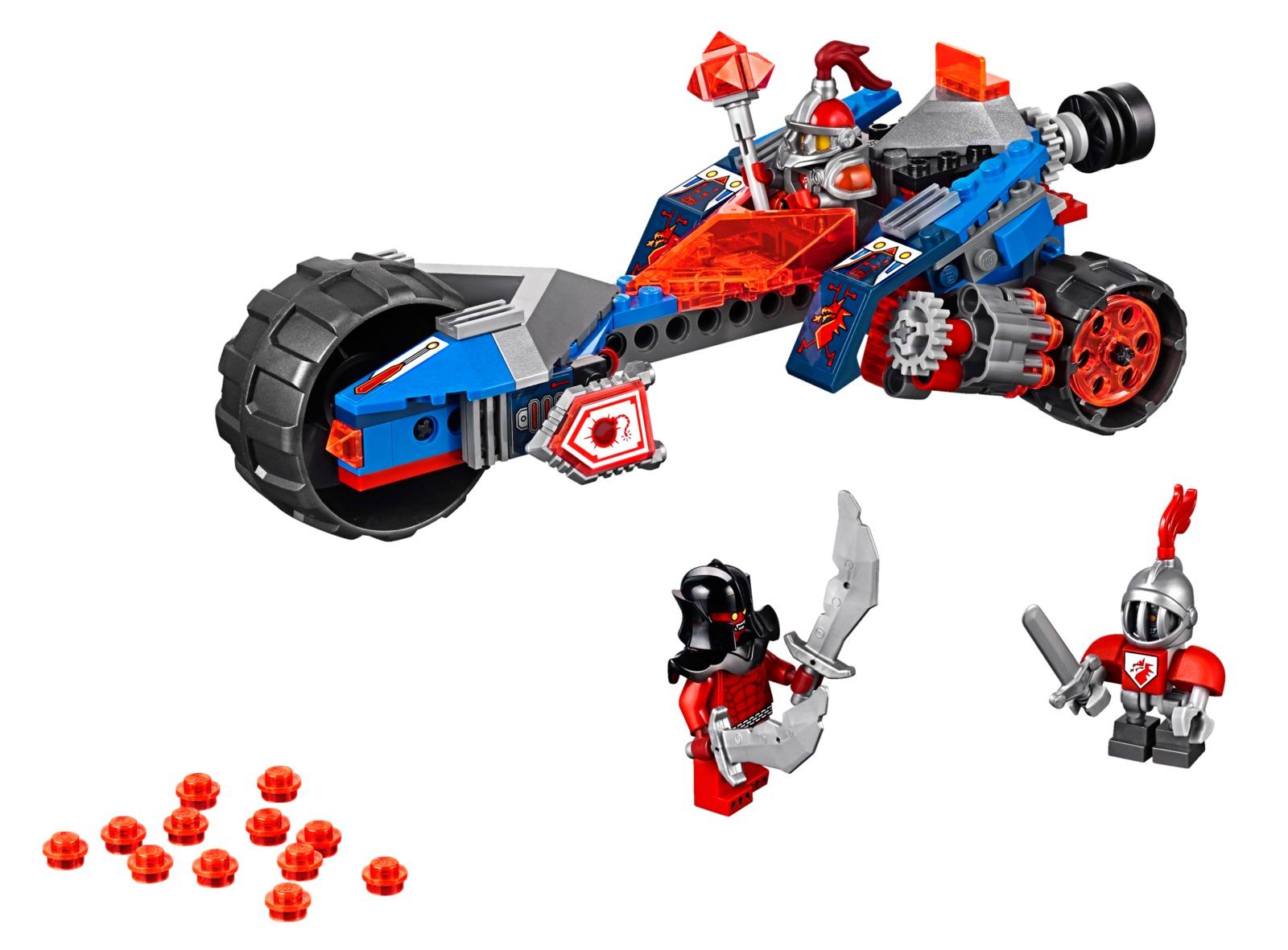 LEGO Nexo Knights: Macy's Thunder Mace (70319) | Toy | at Mighty Ape NZ