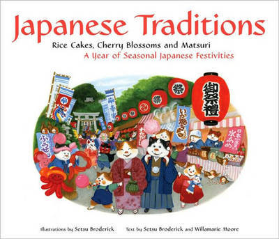 Japanese Traditions by Willamarie Moore image