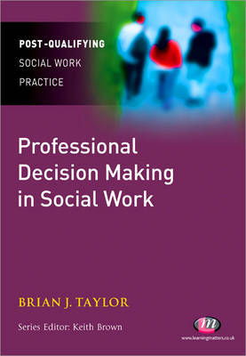 Professional Decision Making in Social Work image