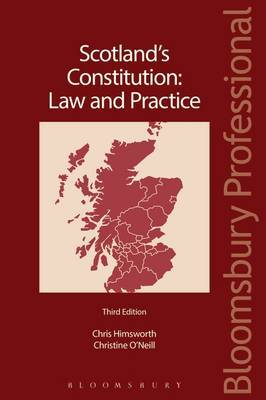 Scotland's Constitution: Law and Practice by Chris Himsworth