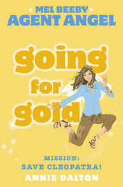 Going for Gold by Annie Dalton image