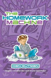 The Homework Machine by Dan Gutman image