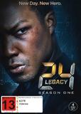 24: Legacy - Season 1 on DVD