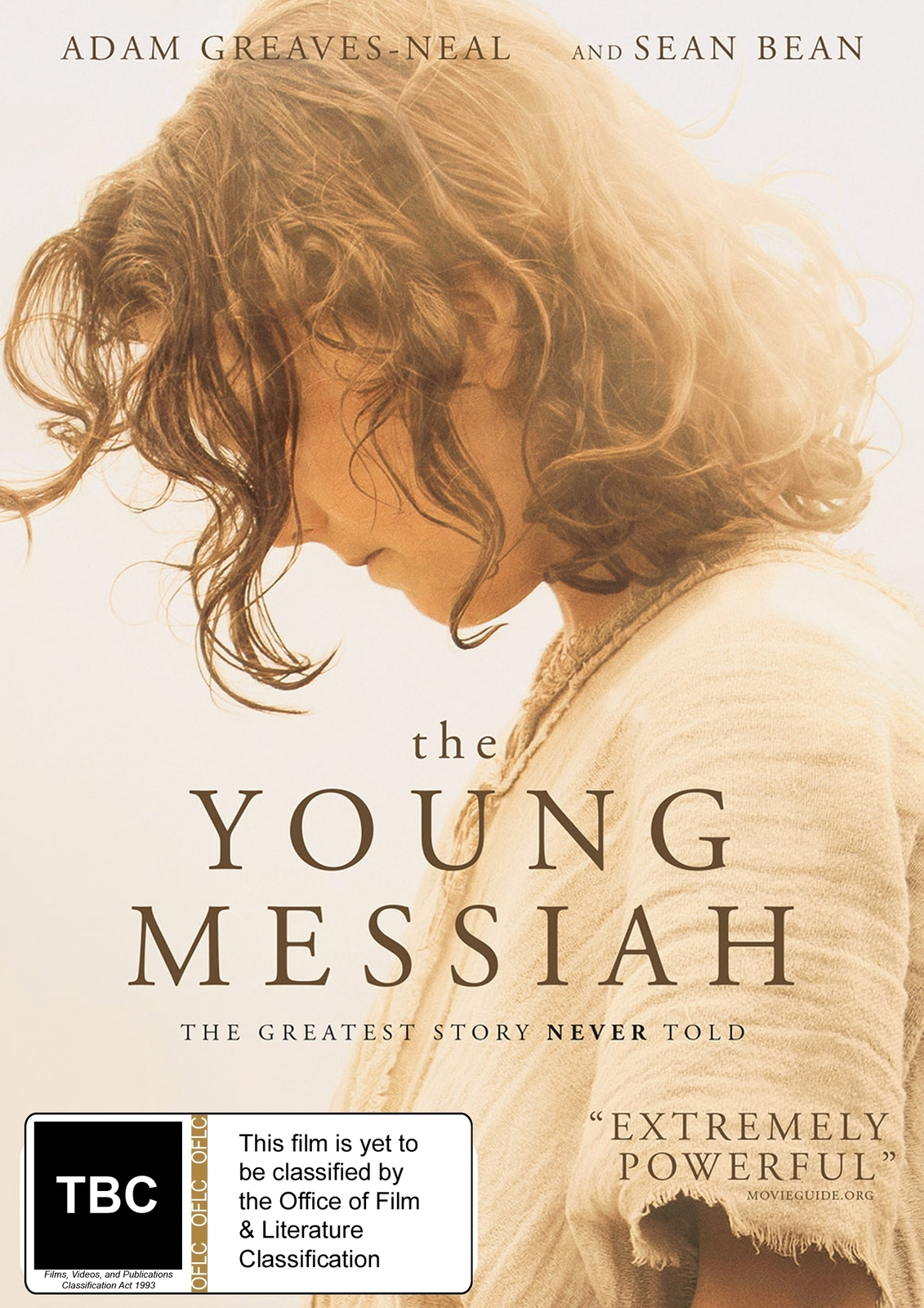 The Young Messiah on DVD image