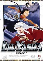 InuYasha - Vol 03 on DVD