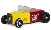 Candylab: Penicillin - Vintage Wooden Car