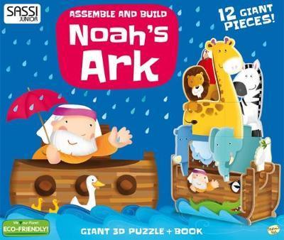 Sassi: Assemble and Build - Noah's Ark