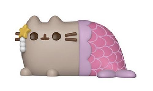 Pusheen - Pusheen Mermaid (Pink) Pop! Vinyl Figure