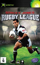 Stacey Jones Rugby League for Xbox
