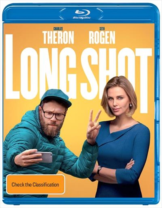 Long Shot on Blu-ray