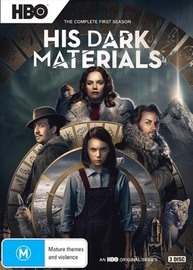 His Dark Materials on DVD