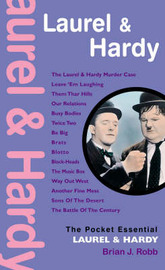 Laurel & Hardy by Brian J Robb image