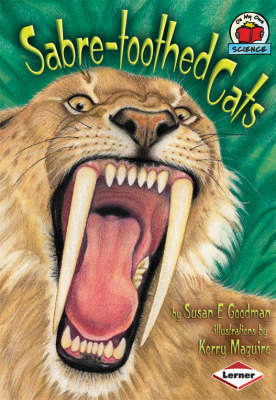 Sabre-toothed Cats by Susan Goodman image