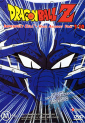 Dragon Ball Z 3.10 - Imperfect Cell - Race Against Time on DVD