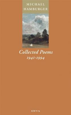 Collected Poems, 1941-1994 by Michael Hamburger image