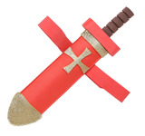 Pretenz Deluxe Sheath and Sword - Red