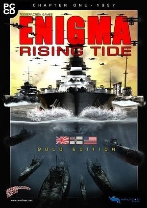 Enigma: Rising Tide - Gold Edition for PC Games