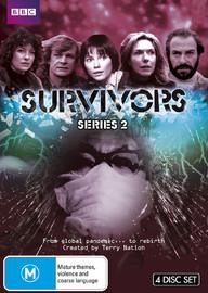 Survivors - Series 2 on DVD