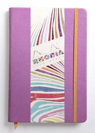 Rhodiarama A5 Webnotebook Lined (Lilac)