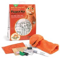 Folkmanis Puppet Kit - Cat