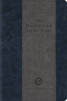 ESV MacArthur Study Bible | Buy Now | at Mighty Ape NZ
