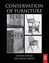 Conservation of Furniture by Shayne Rivers