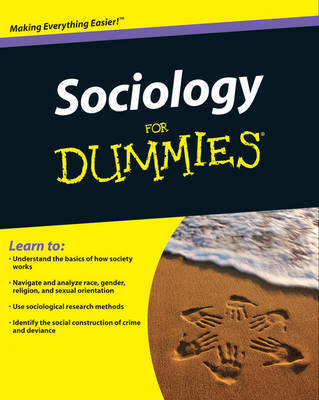 Sociology For Dummies by Jay Gabler image