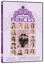 Australian Princess - Complete Season 2 (2 Disc Set) on DVD