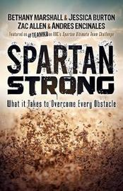 Spartan Strong by Bethany Marshall
