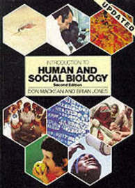 Introduction to Human and Social Biology by D.G. Mackean image