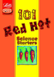 Letts Red Hot Starters - Science image