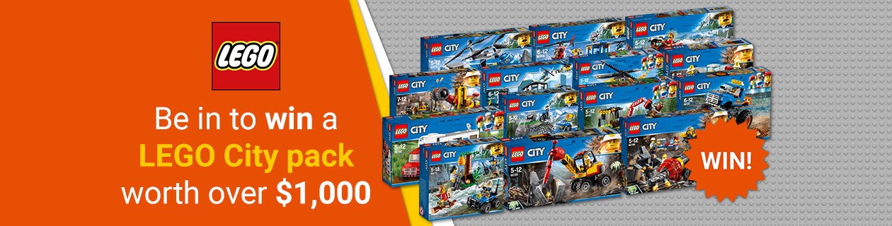 lego city pack